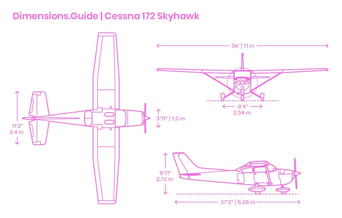 Cessna 172 Engineering Schematic